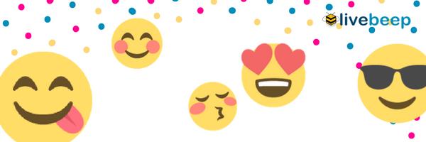 Emojis de Livebeep