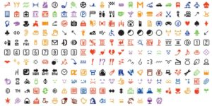 Emojis para estrategia digital de marketing de tu empresa y los primeros emojis