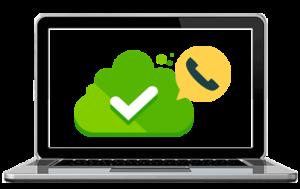 Alternativa para atender con voz Click to Call