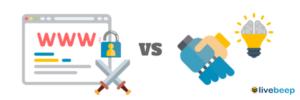 La privacidad frente a la comodidad de la web 4.0 y el día mundial de internet