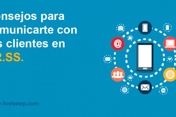 Consejos para comunicarte con tus clientes en redes sociales